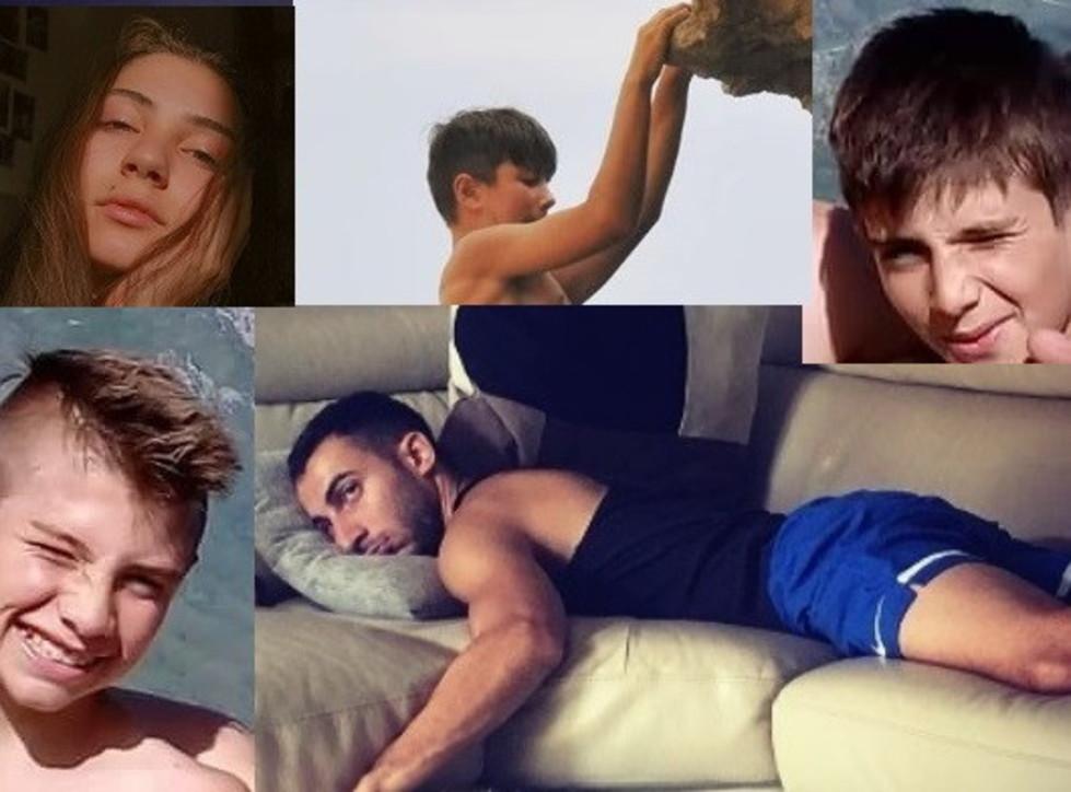 Marco, Camilla, Samuele e i fratelli Nicolò ed Elia: le vittime dell'incidente nel Cuneese