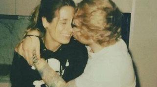 Ed Sheeran presto papà: il suo primogenito in arrivo a fine estate