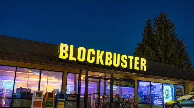 Stati Uniti, l'ultimoBlockbusteral mondo si affitta per 4 dollari a notte