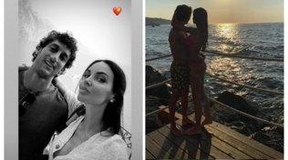 Michela Quattrociocche, prime foto social col nuovo amore