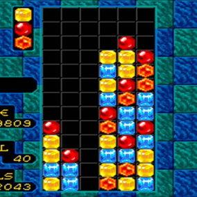 Columns:quando Segacercò di combattere i mattoncini di Tetris con una manciata di gemme colorate