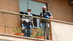 Roma, morto il bimbo ferito dal nonno con un colpo di pistola
