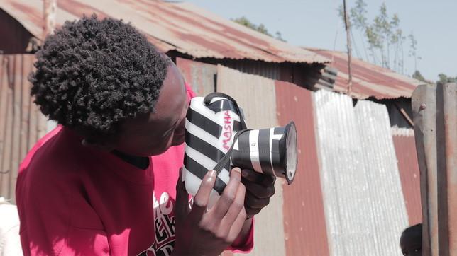 """""""Mashaa"""" a Giffoni. il film nato nel sobborgo di Dagoretti a Nairobi"""
