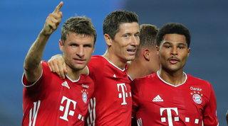 Gnabrye Lewaspezzano il sogno del Lione: Bayern in finale con il Psg