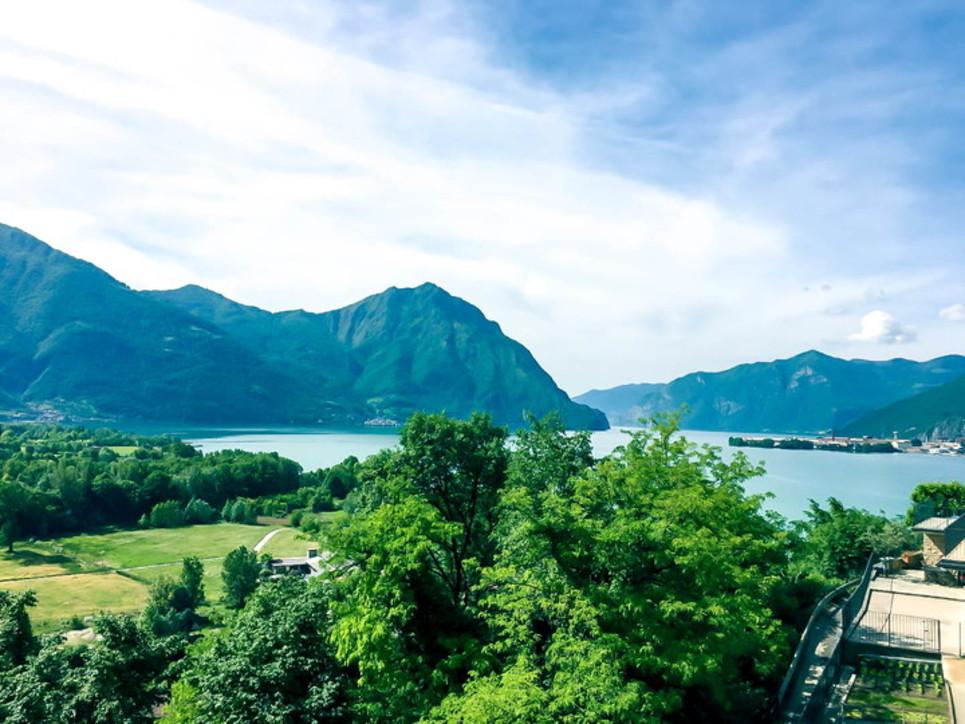 Trekking imperdibile tra Lago d'Iseo e Val Camonica