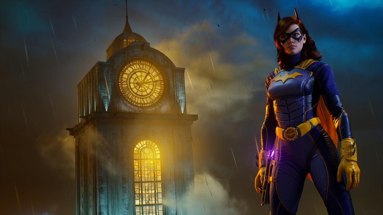 Gotham Knights: i quattro membri della Bat-Famiglia a difesa di Gotham City