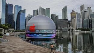 Appleaprirà un negozio galleggiante a Singapore