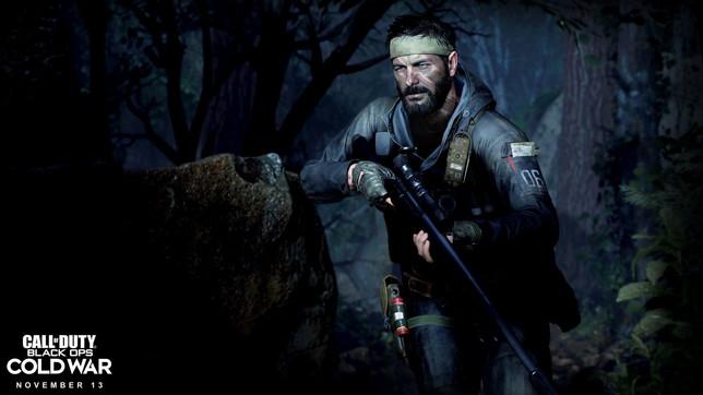 Call of Duty: Black Ops Cold War, le prime immagini ufficiali