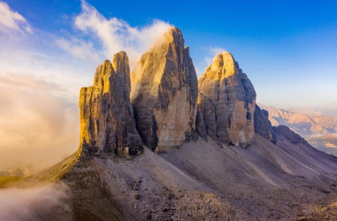 Tutto l'incanto delle Dolomiti in Val Fiscalina