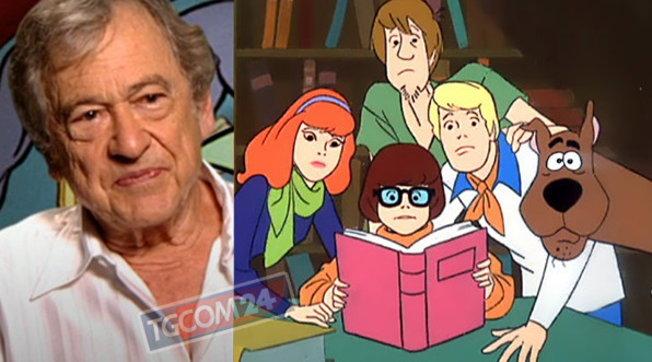 Addio a Joe Ruby, uno dei papà di Scooby-Doo