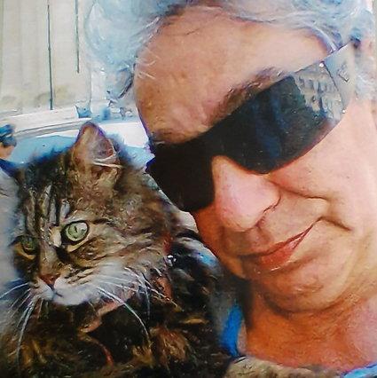 Roma, il gatto viene rubato a un senzatetto: l'ENPA lancia un appello per ritrovarlo