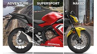 Honda moto, la gamma 500 è ora tutta Euro 5