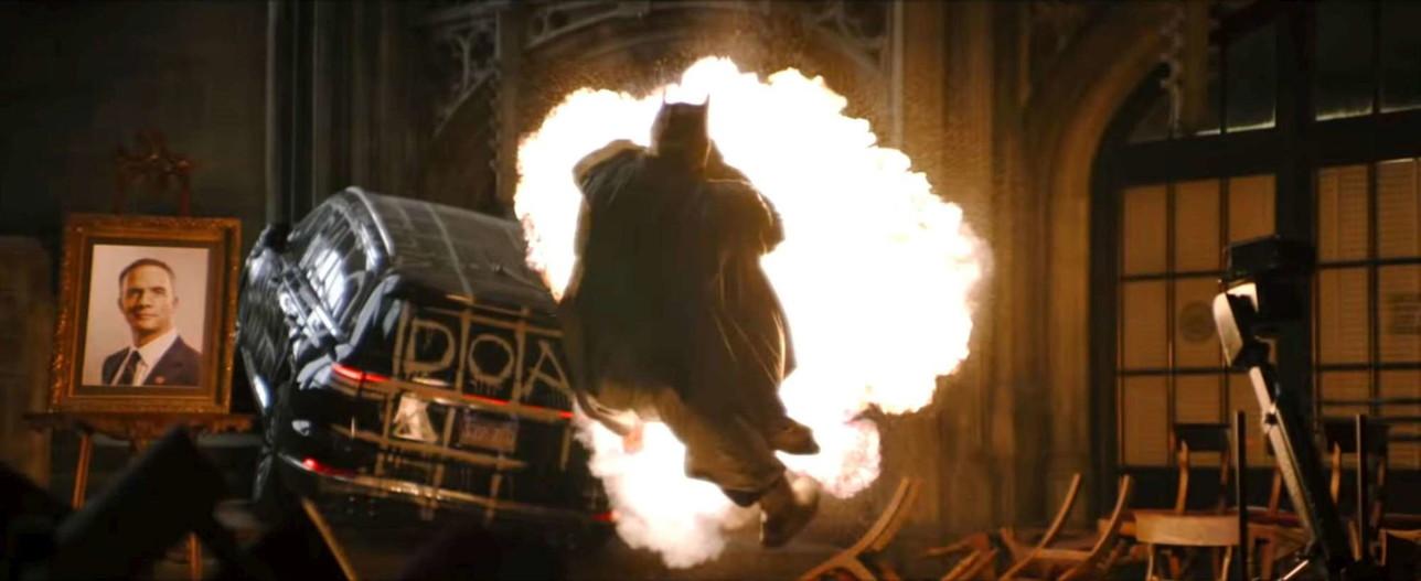 Robert Pattinson interpreta il nuovo Batman