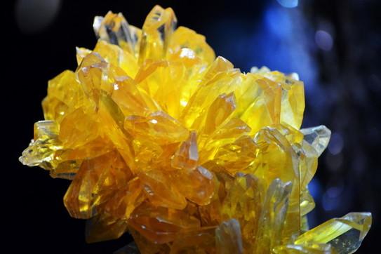 Cristalli: le pietre che favoriscono le attività intellettuali