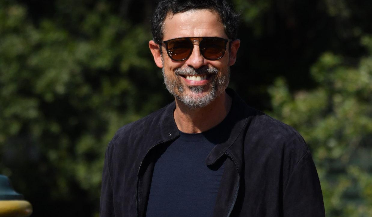 Alessandro Gassman porta a Venezia un messaggio di pace