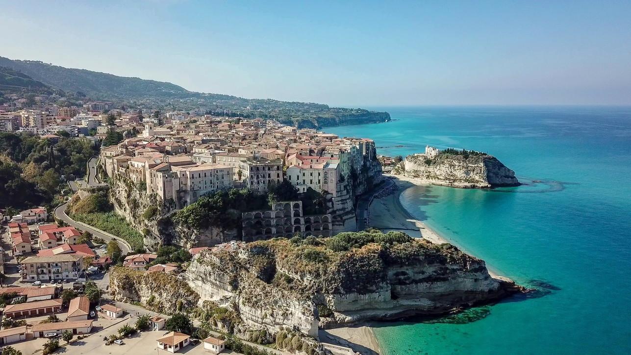 Tropea, la magnifica Calabria di fine estate