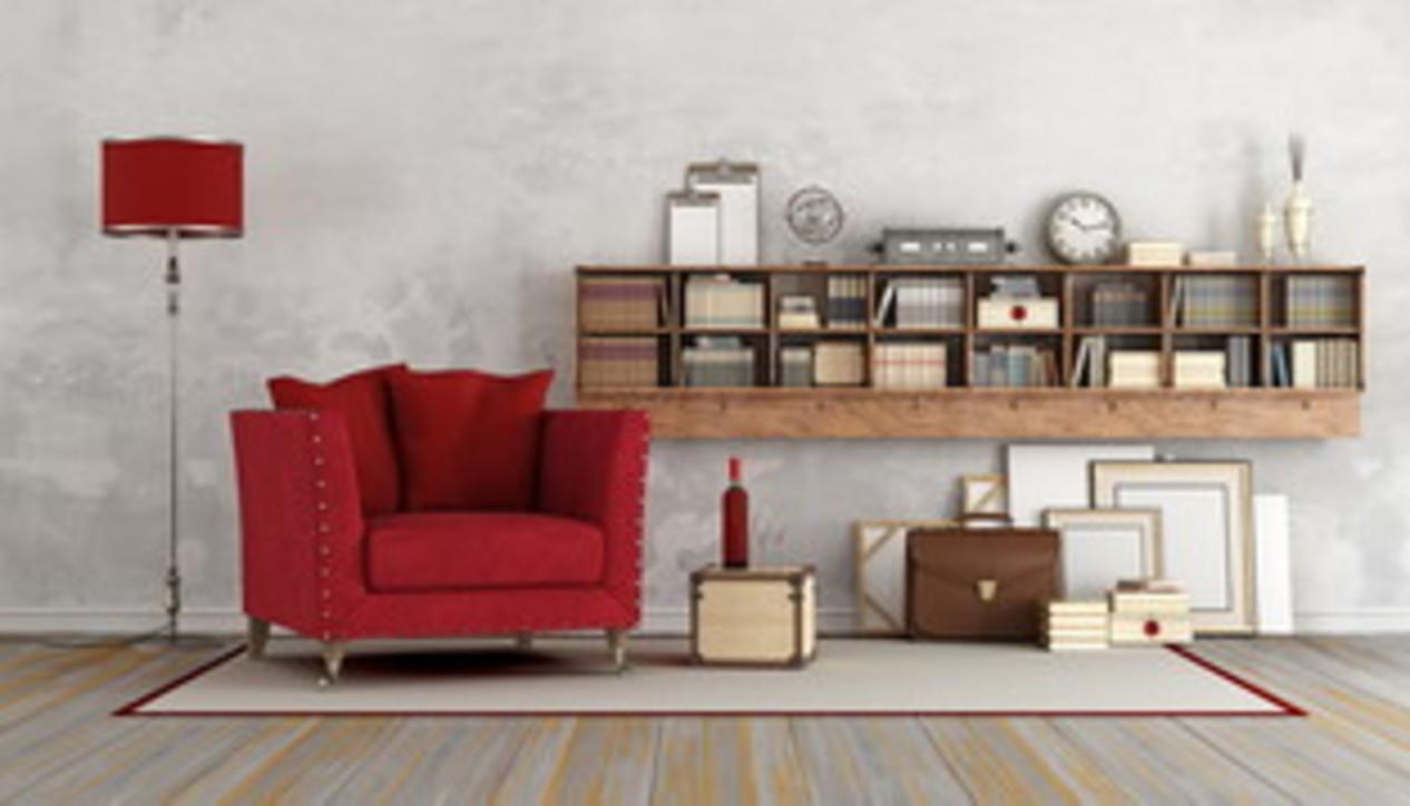 Tendenze: in casa la libreria diventa protagonista
