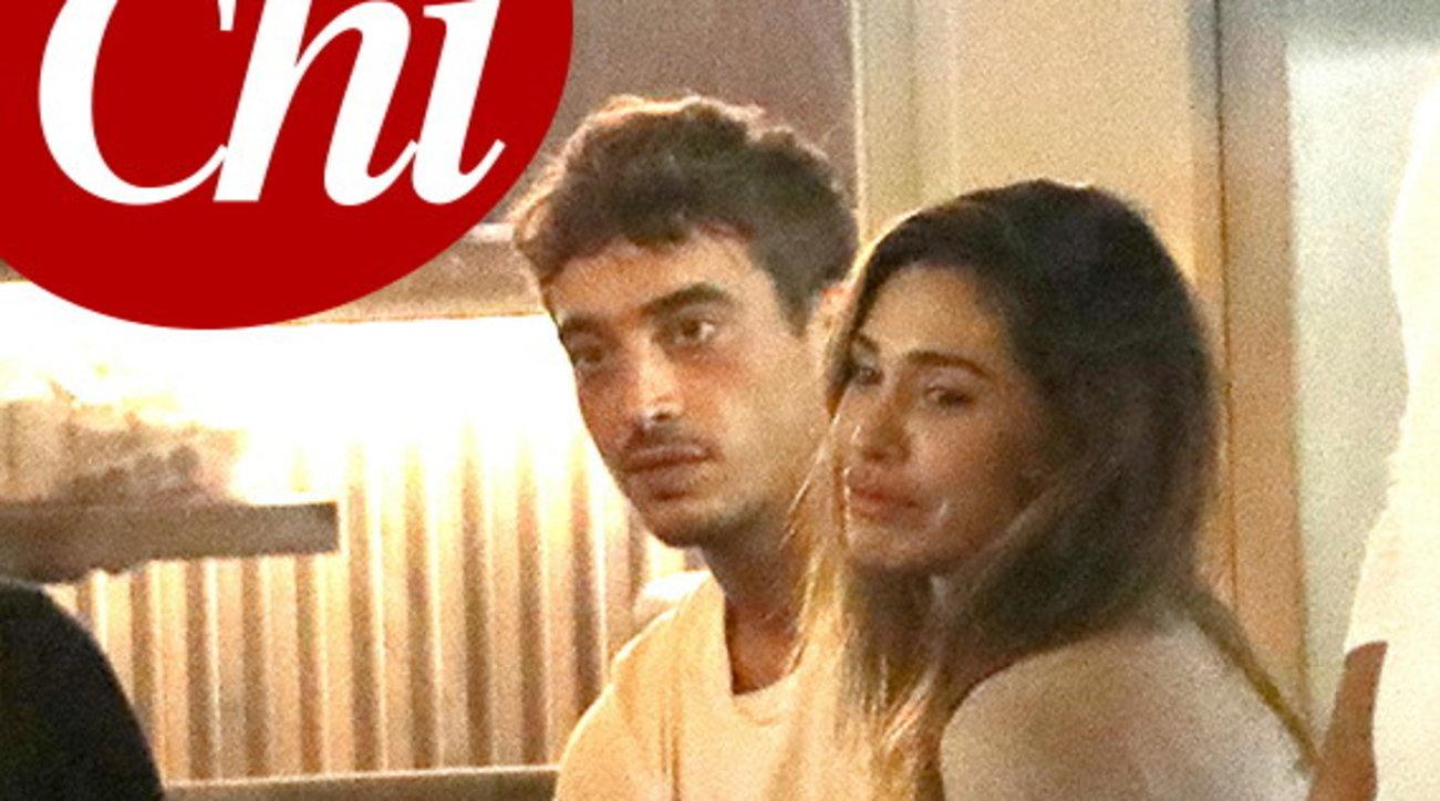 Belen Rodriguez esce allo scoperto con Antonino Spinalbese