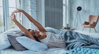 Riposare bene: cinque dritte per farsi una sana dormita