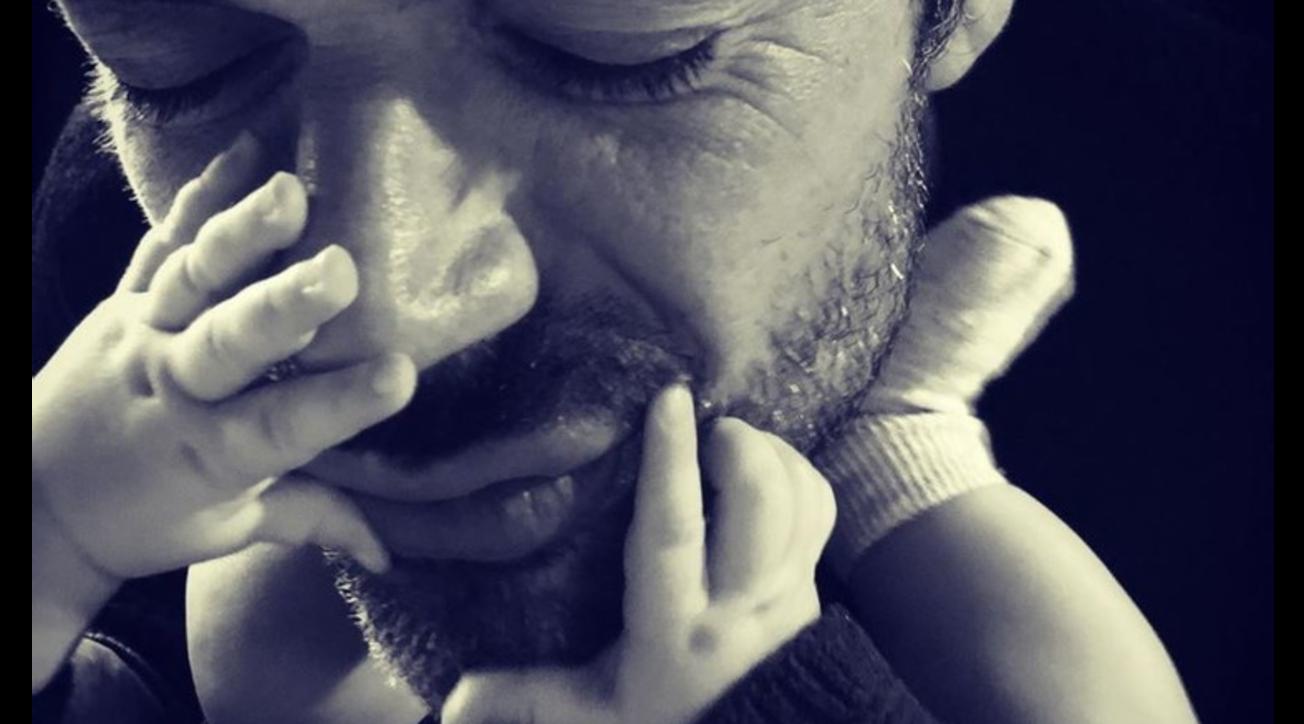 Luca Argentero, le sue schermaglie amorose sono dolcissime
