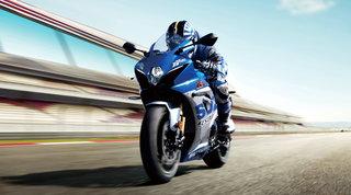 Suzuki compie 100 anni e li festeggia con una superbike