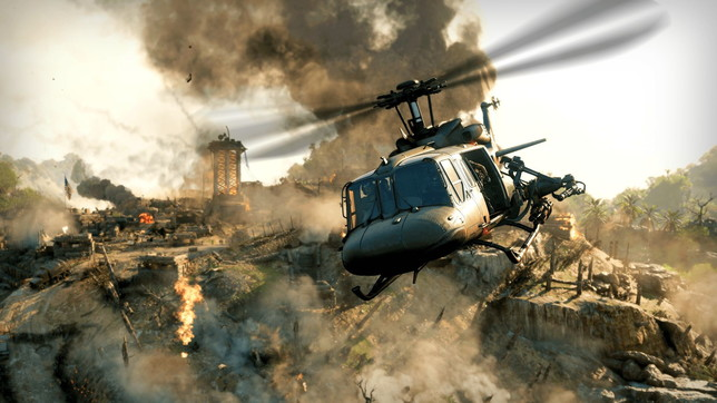 Call of Duty: Black Ops Cold War, le immagini del multiplayer