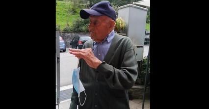 Ode alla maschera, la poesia sociale del nonno Francesco