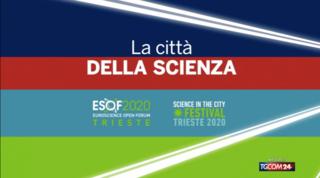"""Trieste, l'eredità di Esof 2020   Guarda l'ottava puntata de """"La Città della Scienza"""""""