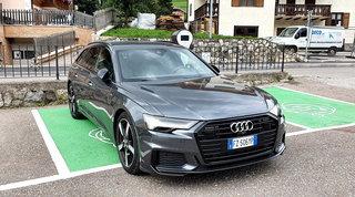 Audi A6 Avant, la sensibilità della versione alla spina