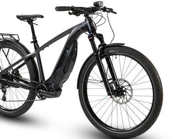 Ducati E-Scrambler, la trekking bike per mille usi