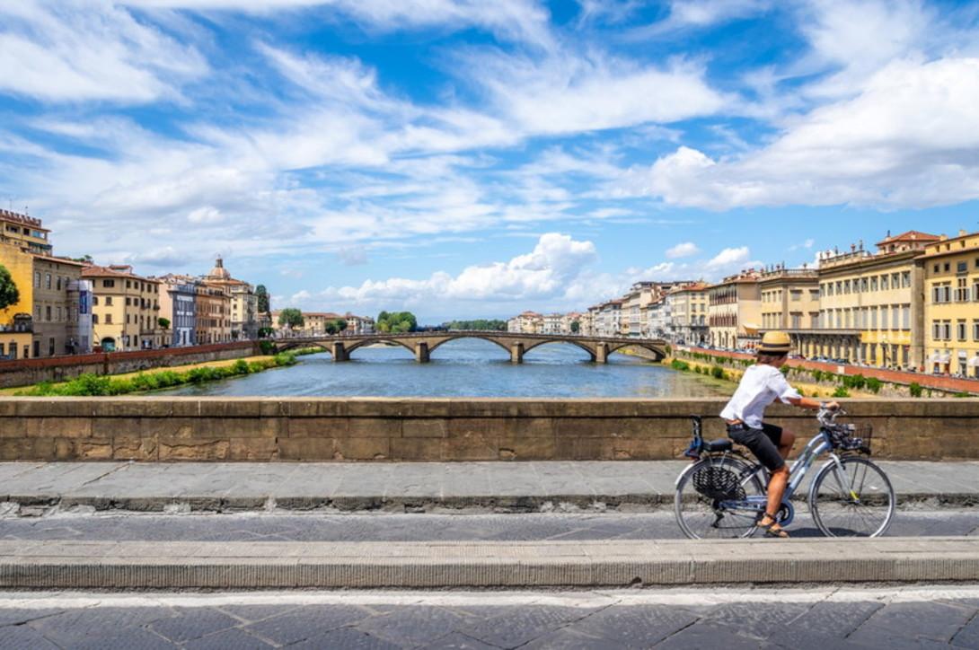 In Toscana da cicloturisti, immersi nella Bellezza