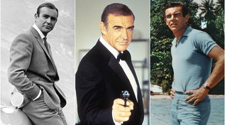 Uomo, sexy come James Bond: il numero 1 è sempre Sean Connery