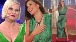 """Dayane Mello vs Antonella Elia: """"E' un problema se giro nuda?"""""""
