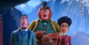 """""""Mister Link"""", le immagini del film d'animazione"""