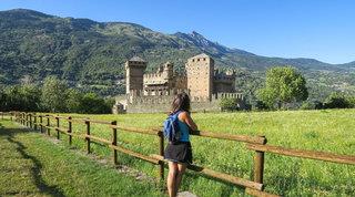 Sul Cammino Balteo alla scoperta della Val d'Aosta
