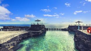 Le Canarie, l'Atlantico e le piscine naturali
