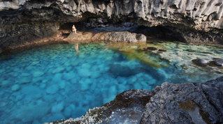 Canarie: bagni tutto l'anno nelle piscine naturali