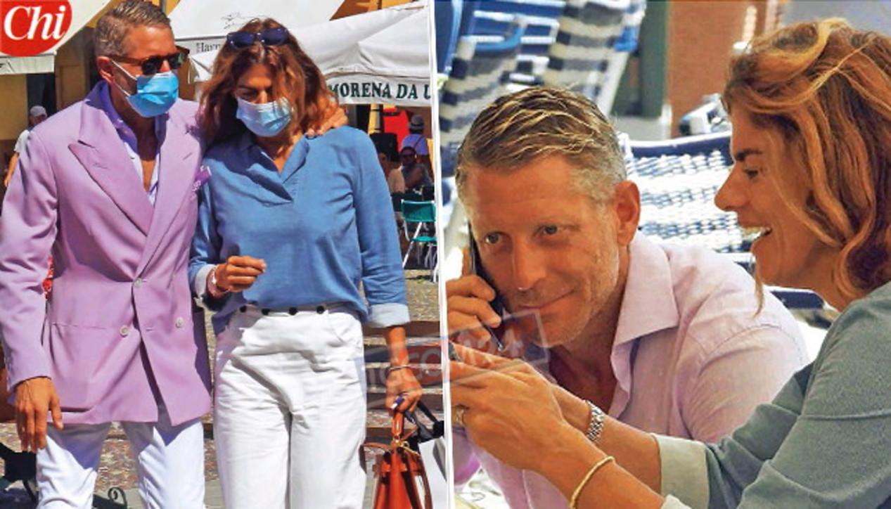 """Lapo Elkann a Portofino con Joana: """"Non ho mai amato nessuna come lei"""""""