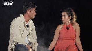 """""""Temptation Island"""" si apre con il falò di confronto tra Sofia e Amedeo... per un tradimento"""