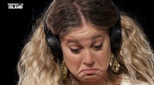 """""""Temptation Island"""", la gelosia di Davide mette in crisi la storia con Serena"""