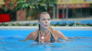 """""""Grande Fratello Vip"""", sirene a mollo in piscina"""