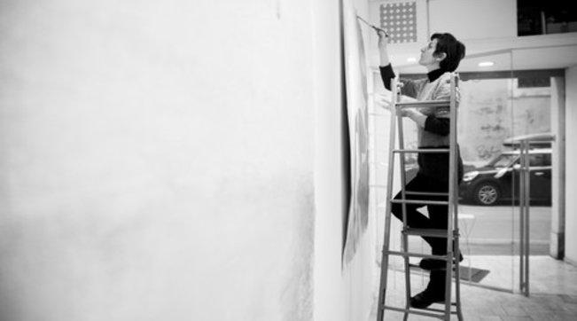 """Salò, in mostra """"Strati d'animo"""" dell'artista romana Giulia Spernazza"""