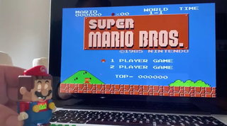 Videogiochi: hacker converte LEGO Super Mario in un controller funzionante