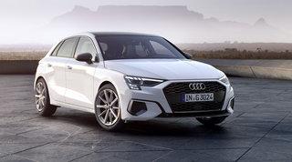 Audi presenta la nuova A3 Sportback g-tron a metano