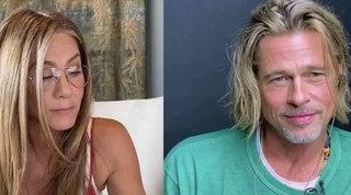 Brad Pitt svela il sogno erotico su Jennifer Aniston