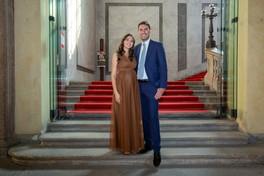 A Milano riprendono i matrimoni civili a Palazzo Reale