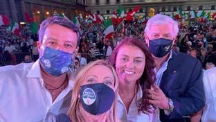 """Regionali, Salvini: """"Il centrodestra è compatto, la sinistra è divisa"""""""