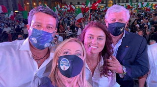 Regionali,la campagna elettorale si chiude nel segno della Toscana | Fotogallery