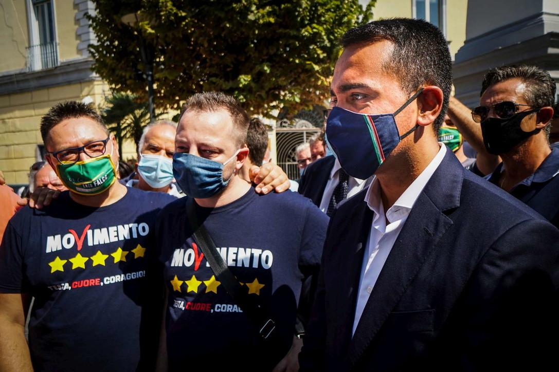 """Referendum, Di Maio: """"Un sì periniziare un percorso di riforme"""""""