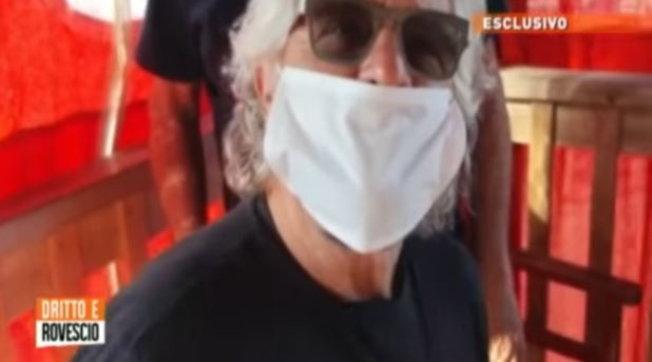 """Aggressione al giornalista: la redazione di """"Dritto e rovescio"""" risponde a Beppe Grillo"""
